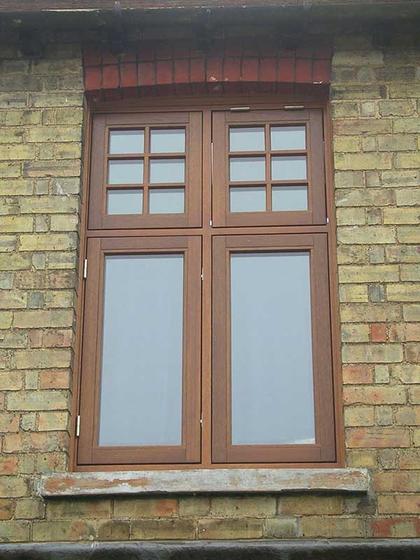 Light Oak Hardwood windows, Newmarket