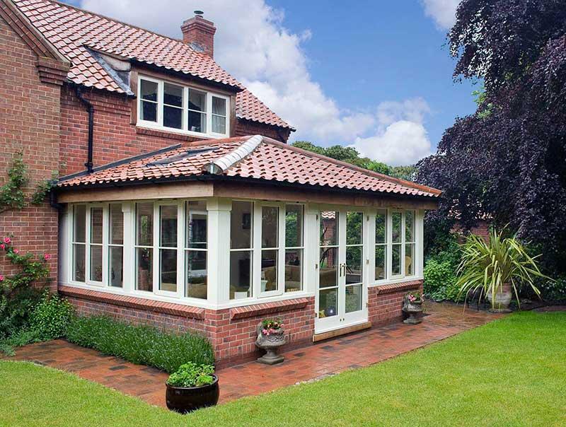 Architect designed Garden room – Magnolia Hardwood in Blakeney