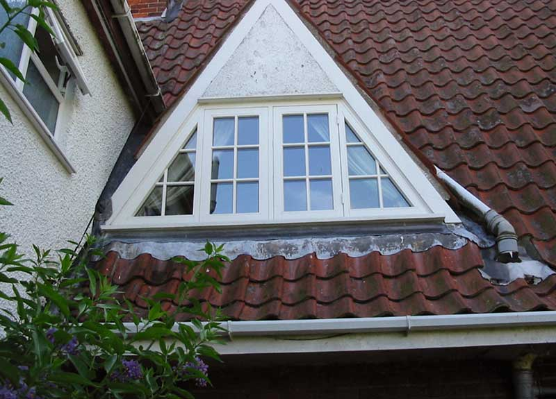 PVCu White windows, Lowestoft