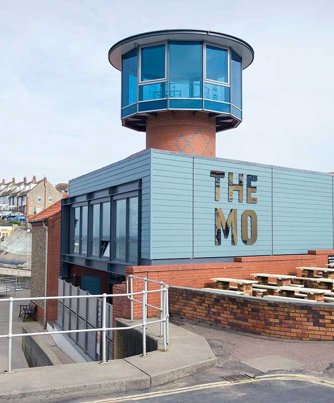 The Mo Museum in Sheringham