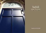 uPVC Suffolk Door Collection