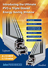uPVC Triple Glazing