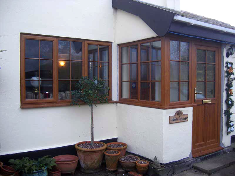 Cherrywood PVCu windows, Great Yarmouth