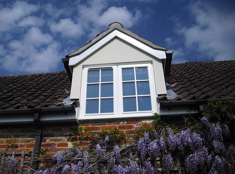 Hardwood Dormer windows, East Dereham