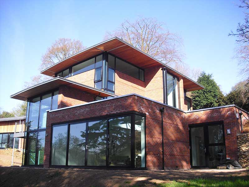 Luxury Grand Designs inspired Self Build in Brundall