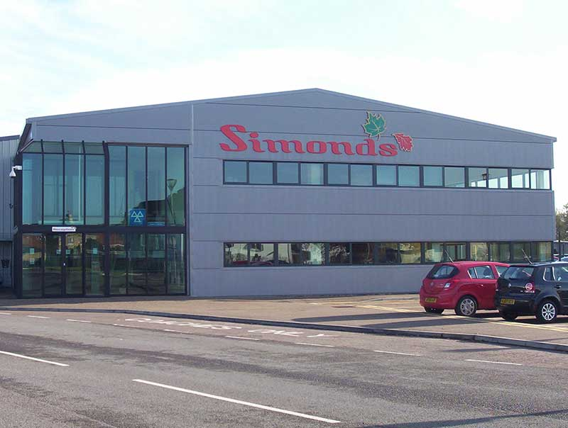 Simmonds Coaches in Diss
